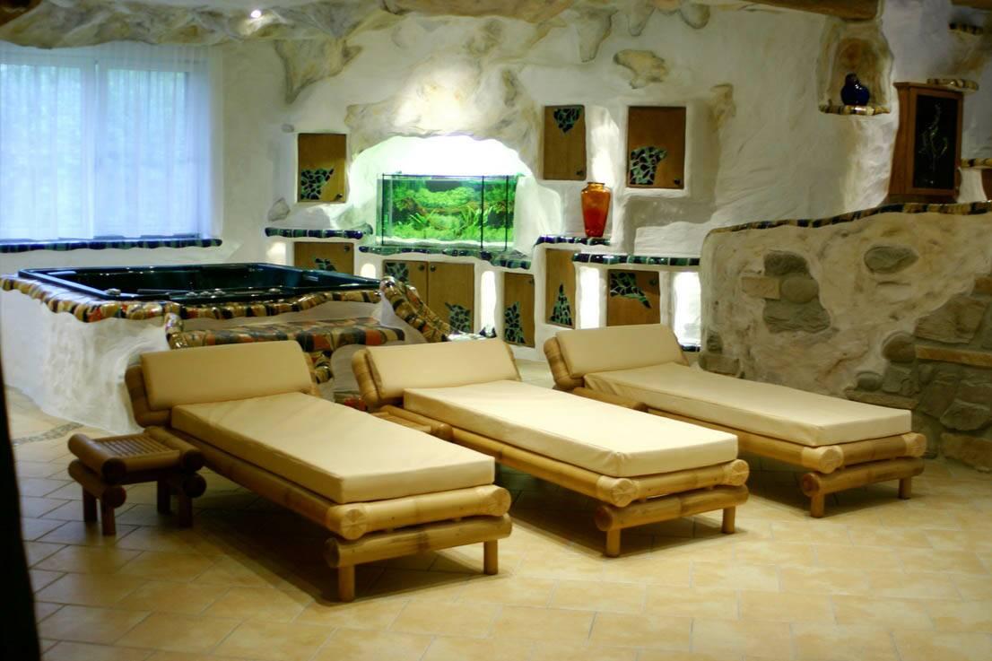 Bambus-Relaxliegen/Wellnessliegen / Saunaliegen WAIKIKI :: 11
