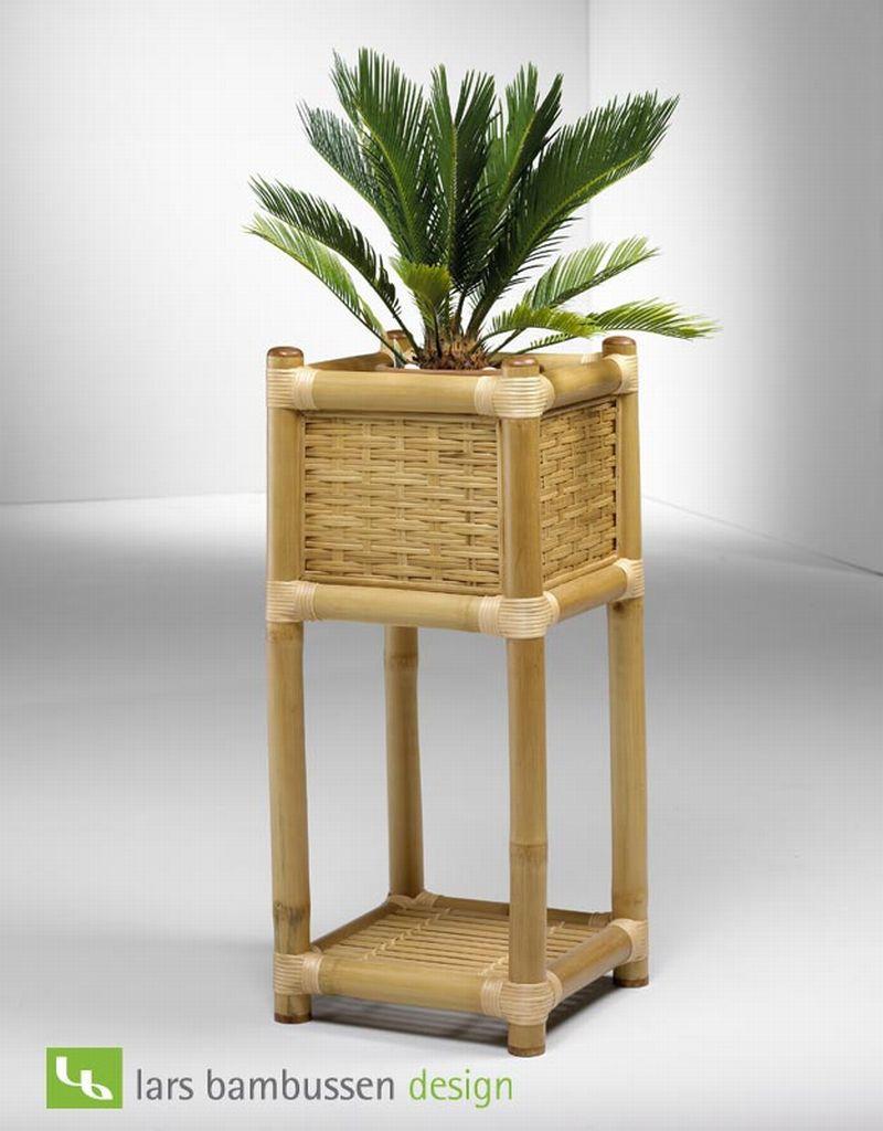 Bambusblumen bert pfe bambustr ge bambust pfe 3 - Bambu seco para decoracion ...