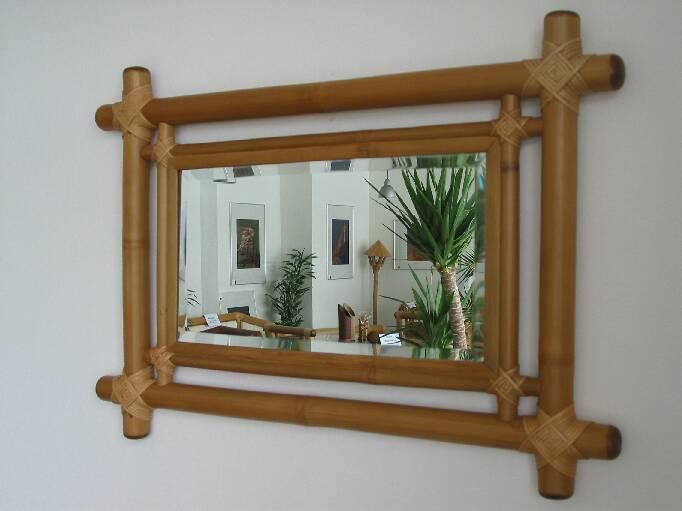 Рамки для картин своими руками из бамбука
