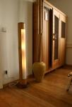 Titelbild des Albums: Bambus-Designlampe    BAGUA