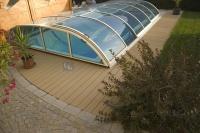 Titelbild des Albums: Terrassendielen, Pooldielen, Poolumrandung,Gartenzaun, Stiegen