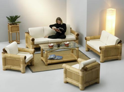 Bambusmöbel Modell JAMAICA
