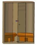 Highlight for Album: BRINE inhalation shower cabin-2 Seater