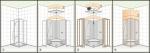 Highlight for Album: Brine inhalation shower mounting KIT