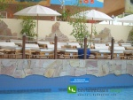 Titelbild des Albums: Wellnessliegen aus Bambus - Hotelanlage PALM-BEACH
