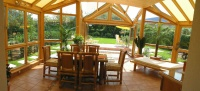Highlight for Album: Wintergarden furniture, Conservatory furniture in stylish, modern and exclusive designs